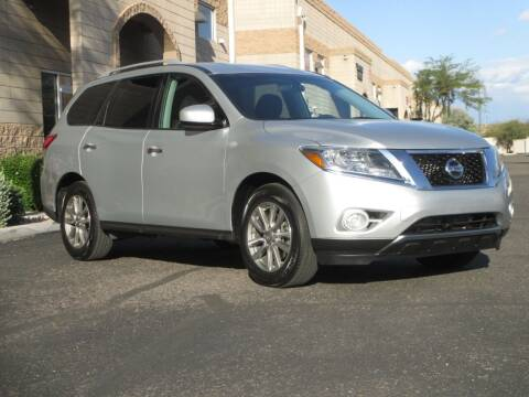 2016 Nissan Pathfinder for sale at COPPER STATE MOTORSPORTS in Phoenix AZ