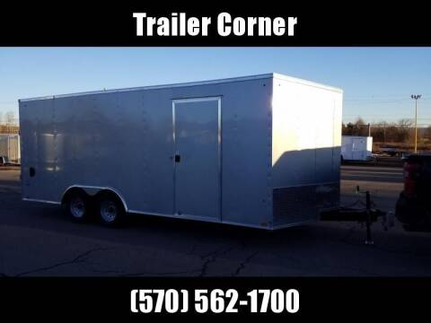 2022 Look Trailers ST 8.5X20 10K DLX