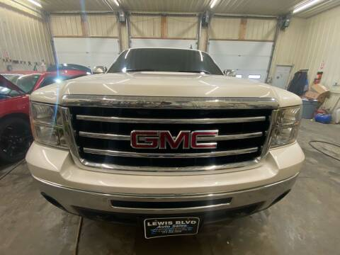 2013 GMC Sierra 1500 for sale at Lewis Blvd Auto Sales in Sioux City IA