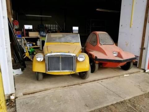 1969 FIAT Siata for sale at Classic Car Deals in Cadillac MI