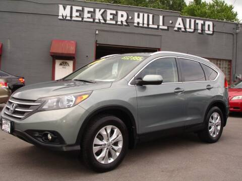 2012 Honda CR-V for sale at Meeker Hill Auto Sales in Germantown WI