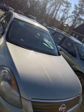 2009 Nissan Altima for sale at Delgato Auto in Pittsboro NC