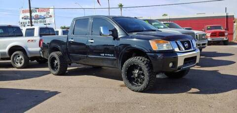 2011 Nissan Titan for sale at Advantage Motorsports Plus in Phoenix AZ