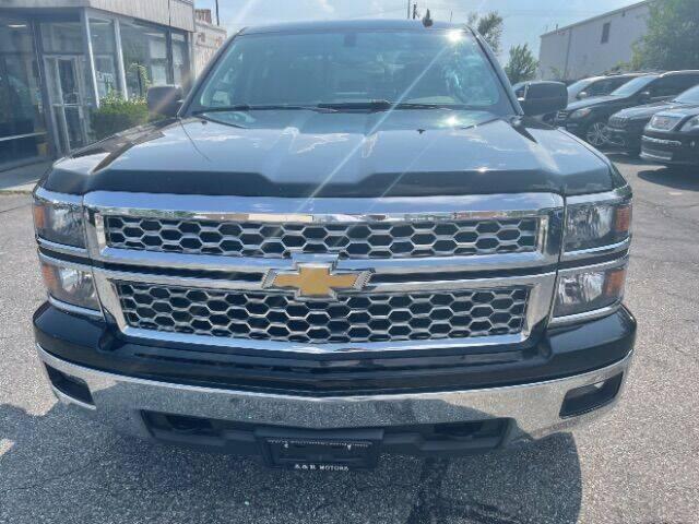 2015 Chevrolet Silverado 1500 for sale at A&R Motors in Baltimore MD