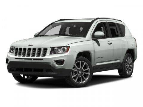 2016 Jeep Compass for sale at Scott Evans Nissan in Carrollton GA