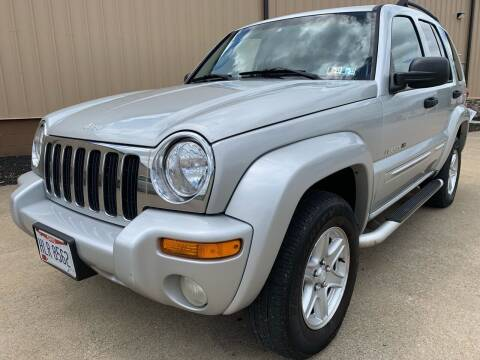 2002 Jeep Liberty for sale at Prime Auto Sales in Uniontown OH