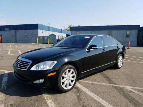 2007 Mercedes-Benz S-Class for sale at A.I. Monroe Auto Sales in Bountiful UT