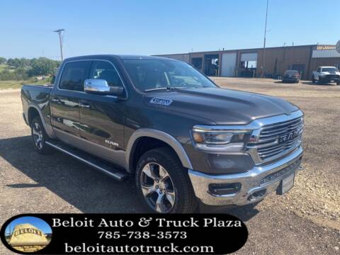 2020 RAM Ram Pickup 1500 for sale at BELOIT AUTO & TRUCK PLAZA INC in Beloit KS