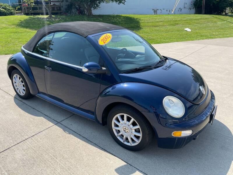 2005 Volkswagen New Beetle Convertible for sale at Best Buy Auto Mart in Lexington KY