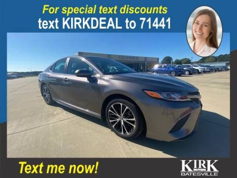2019 Toyota Camry for sale at Kirk Brothers Batesville in Batesville MS