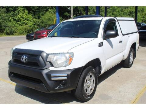 2014 Toyota Tacoma for sale at Inline Auto Sales in Fuquay Varina NC