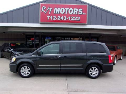 2011 Chrysler Town and Country for sale at RT Motors Inc in Atlantic IA