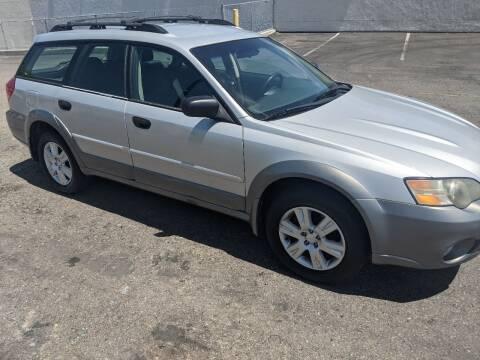 2005 Subaru Outback for sale at Gold Coast Motors in Lemon Grove CA