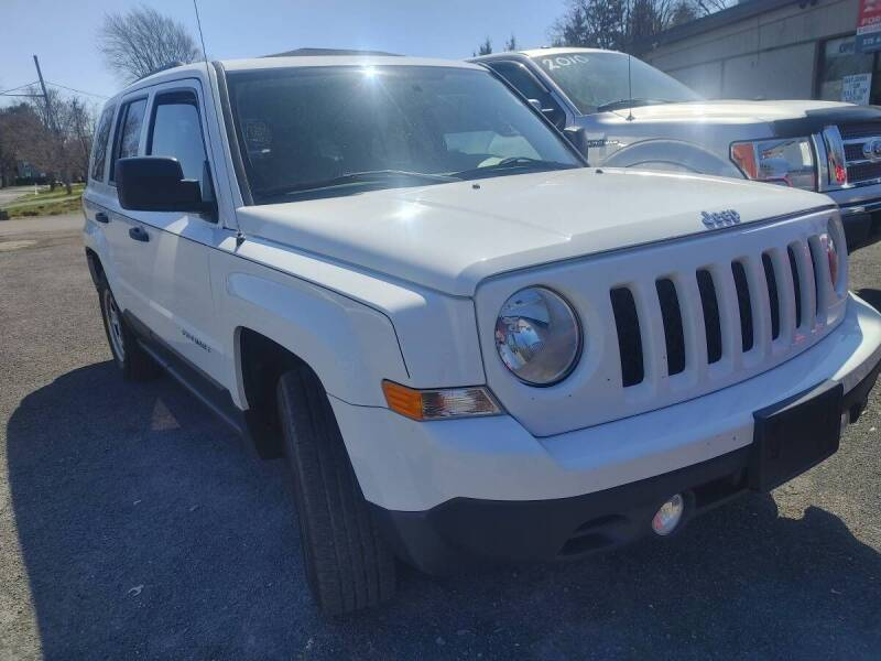 2016 Jeep Patriot for sale at JD Motors in Fulton NY