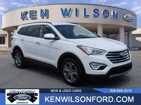 2016 Hyundai Santa Fe for sale at Ken Wilson Ford in Canton NC