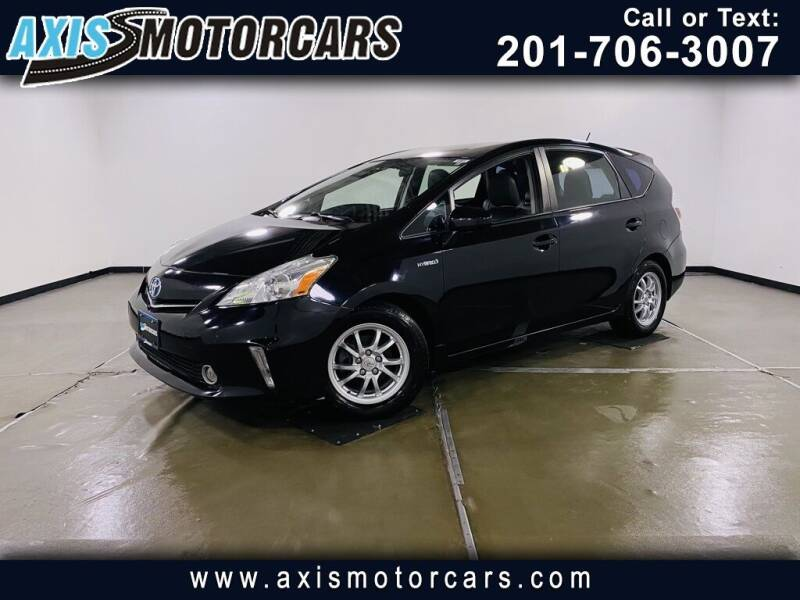 2012 Toyota Prius v for sale in Jersey City, NJ