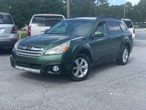 2013 Subaru Outback for sale at Luxury Cars of Atlanta in Snellville GA