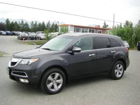 2013 Acura MDX for sale at NORTHWEST AUTO SALES LLC in Anchorage AK