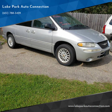 2000 Chrysler Town and Country for sale at Lake Park Auto Connection in Lake Park MN