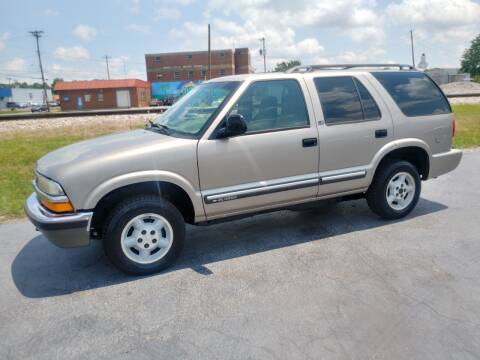 1998 Chevrolet Blazer for sale at Big Boys Auto Sales in Russellville KY