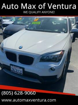 2013 BMW X1 for sale at Auto Max of Ventura in Ventura CA