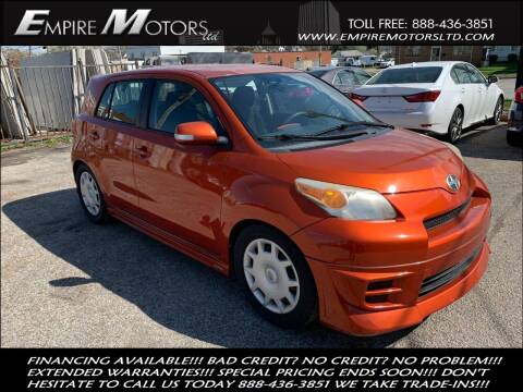 2008 Scion xD for sale at Empire Motors LTD in Cleveland OH