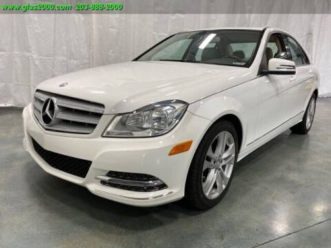 2013 Mercedes-Benz C-Class for sale at Green Light Auto Sales LLC in Bethany CT