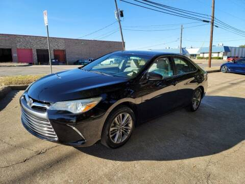 2015 Toyota Camry for sale at A & J Enterprises in Dallas TX