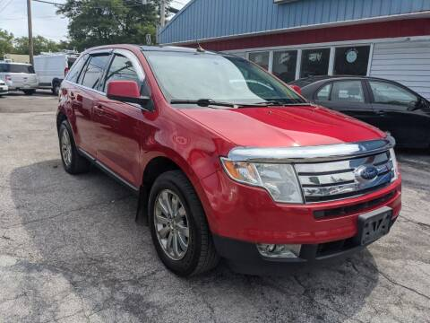 2010 Ford Edge for sale at Peter Kay Auto Sales in Alden NY