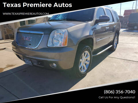 2011 GMC Yukon for sale at Texas Premiere Autos in Amarillo TX