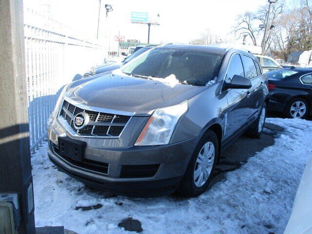 2011 Cadillac SRX for sale at SOUTHFIELD QUALITY CARS in Detroit MI