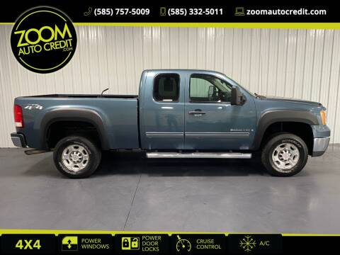 2009 GMC Sierra 2500HD for sale at ZoomAutoCredit.com in Elba NY
