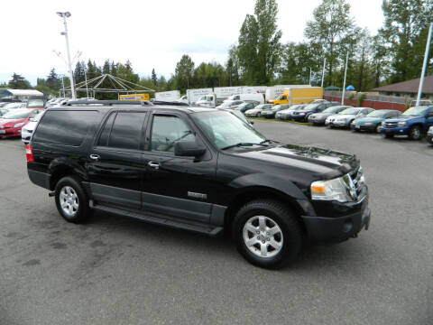 2007 Ford Expedition EL for sale at J & R Motorsports in Lynnwood WA