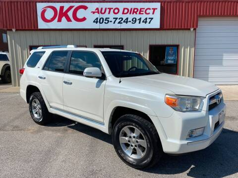 2010 Toyota 4Runner for sale at OKC Auto Direct, LLC in Oklahoma City OK