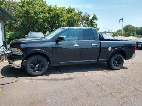 2010 Dodge Ram Pickup 1500 for sale at Paulson Auto Sales in Chippewa Falls WI