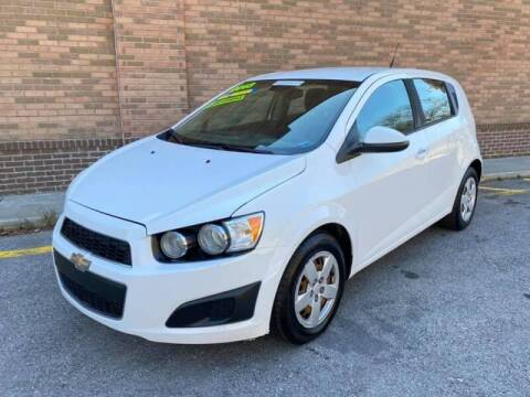 2013 Chevrolet Sonic for sale at Quick Stop Motors in Kansas City MO