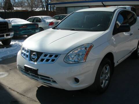 2013 Nissan Rogue for sale at Springs Auto Sales in Colorado Springs CO