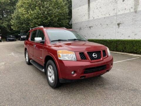 2008 Nissan Armada for sale at Select Auto in Smithtown NY