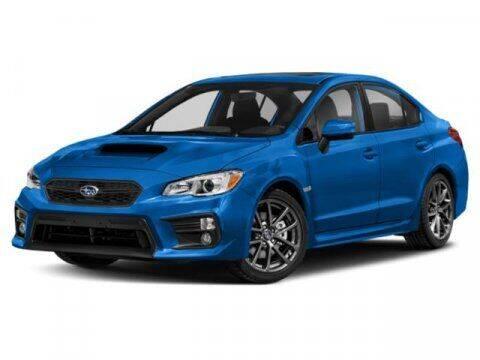 2020 Subaru WRX for sale at DAVID McDAVID HONDA OF IRVING in Irving TX