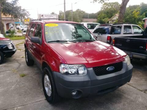 2006 Ford Escape for sale at U-Safe Auto Sales in Deland FL