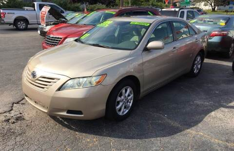 2007 Toyota Camry for sale at McNamara Auto Sales - Dover Lot in Dover PA