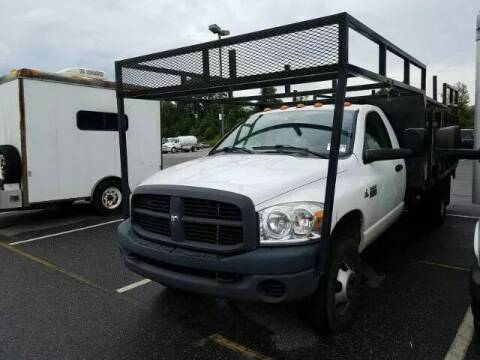 2008 Dodge Ram Chassis 3500 for sale at Adams Auto Group Inc. in Charlotte NC