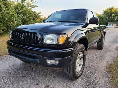 2004 Toyota Tacoma for sale at The Car Shed in Burleson TX