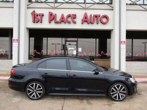2014 Volkswagen Jetta for sale at First Place Auto Ctr Inc in Watauga TX