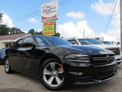 2015 Dodge Charger for sale at Diego Auto Sales #1 in Gainesville GA