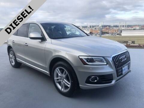 2015 Audi Q5 for sale at Toyota of Seattle in Seattle WA