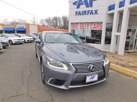 2014 Lexus LS 460 for sale at AP Fairfax in Fairfax VA