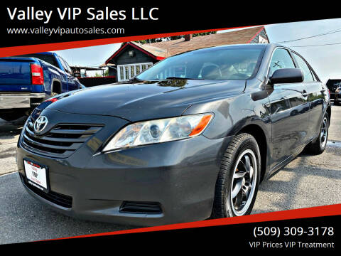 2009 Toyota Camry for sale at Valley VIP Auto Sales LLC in Spokane Valley WA