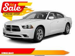 2012 Dodge Charger for sale at GOWHEELMART in Leesville LA