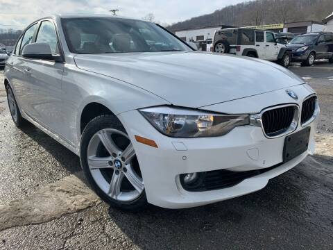 2014 BMW 3 Series for sale at Ron Motor Inc. in Wantage NJ